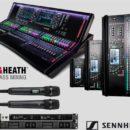 Evento Exhibo Remix Sound live sennheiser allen&heath strumenti musicali