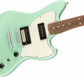 Fender Powercaster chitarra elettrica guitar humbucker p90 strumenti musicali