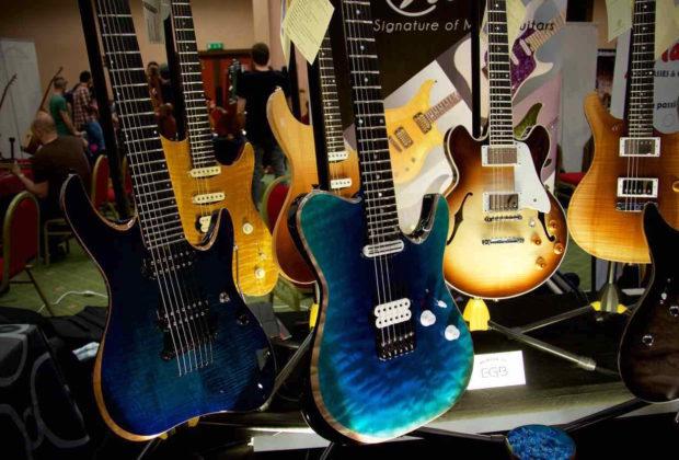 guitar show padova eventi music life chitarra strumenti musicali