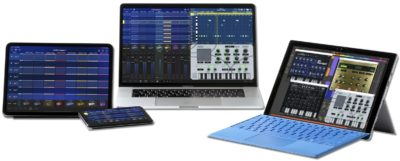 Korg Gadget 2 software virtual instrument synth mobile app ios mac ipad iphone strumenti musicali