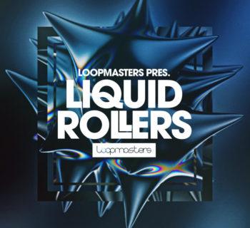 Loopmasters Liquid Rollers sample loop library libreria producer dj d&b drum and bass strumenti musicali
