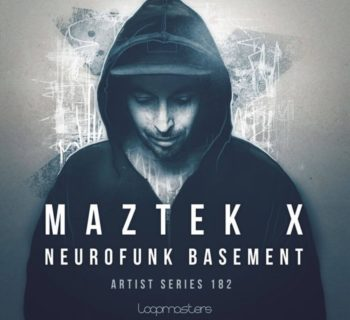 Loopmasters Maztek K Neurofunk Basement sample loop library dj producer drum and bass strumenti musicali