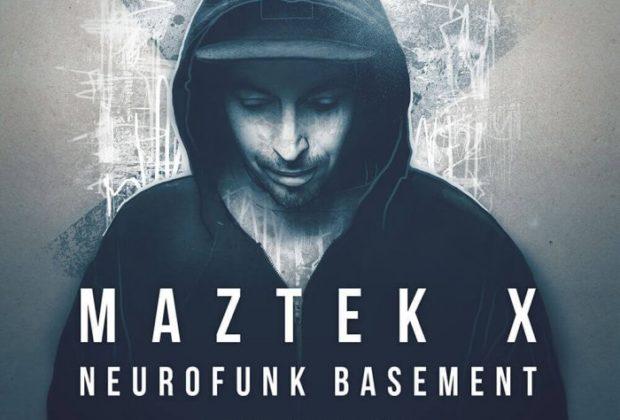 Loopmasters Maztek K Neurofunk Basement sample loop library dj producer drum and bass strumenti musicali