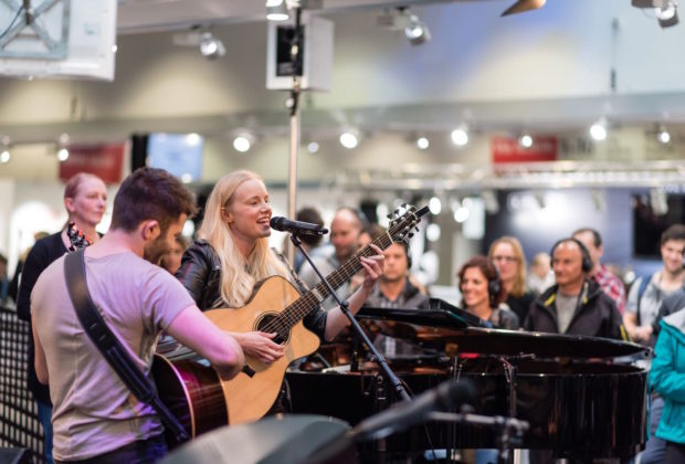Musikmesse European Songwriting Award eventi musikmesse 2019 francoforte strumenti musicali