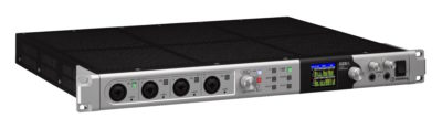 Steinberg AXR4 thunderbolt interfaccia audio pro studio rec mix test audiofader