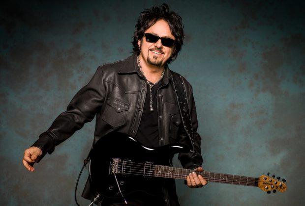Steve Lukather strumenti musicali