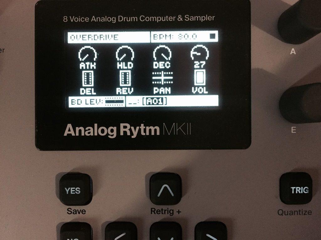 elektron analog rytm mkII