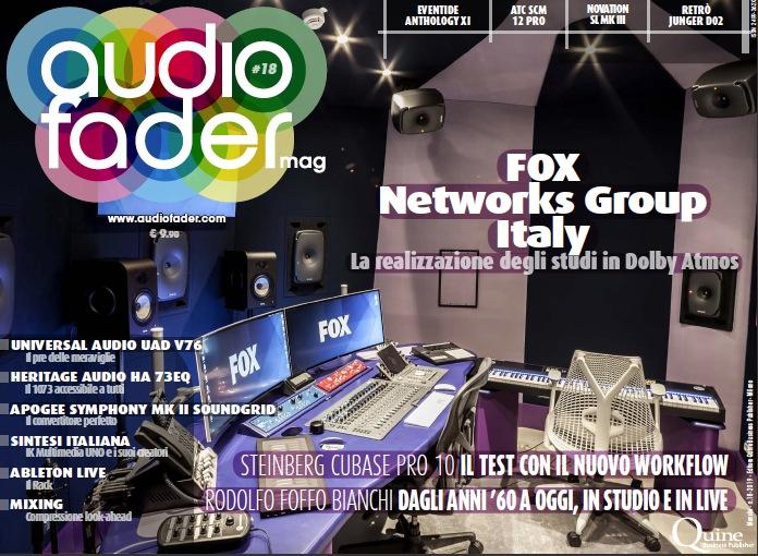 magazine software hardware pro audio rec audiofader
