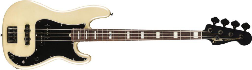 Fender Duff McKagan Precision black guns n'roses strumenti musicali