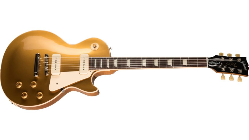 Gibson Les Paul Standard '50s P90 chitarra elettrica guitar strumenti musicali