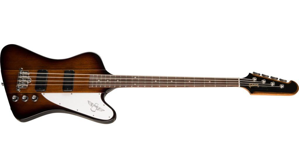 Gibson Thunderbird Bass Tobacco Burst basso elettrico bass strumenti musicali