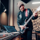 Ik Multimedia Joe Satriani mogar chitarra fx strumenti musicali