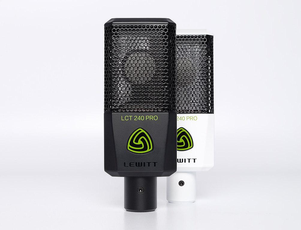 Lewitt LCT 240 Pro mic audio studio rec frenexport audiofader