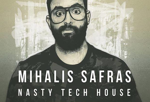 Loopmasters Mihalis Safras Nasty Tech House library libreria sample loop dj live studio strumenti musicali