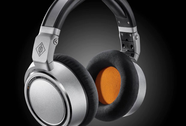 Neumann NDH 20 cuffie headphone studio pro exhibo test audiofader