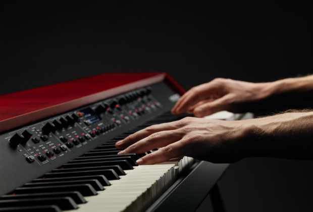 Nord Grand keyboard piano digital eko music group strumenti musicali