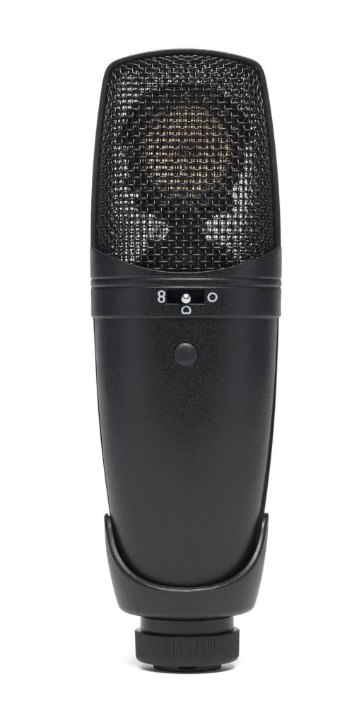 Samson CL8a rec mic home studio mogar strumenti musicali