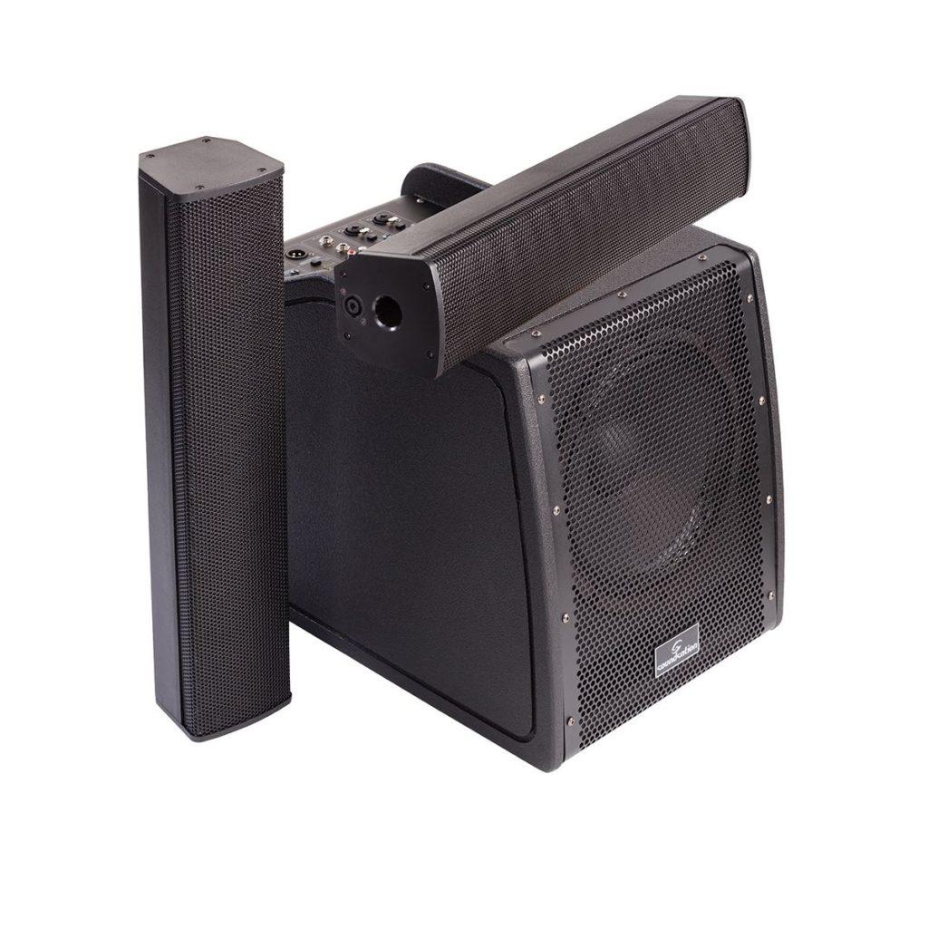 Soundsation Livemaker X Set monitor speaker frenexport audio pro studio strumenti musicali