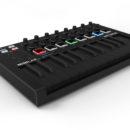 Arturia MiniLab MkII Deep Black controller MIDI tastiera keyboard midiware strumenti musicali