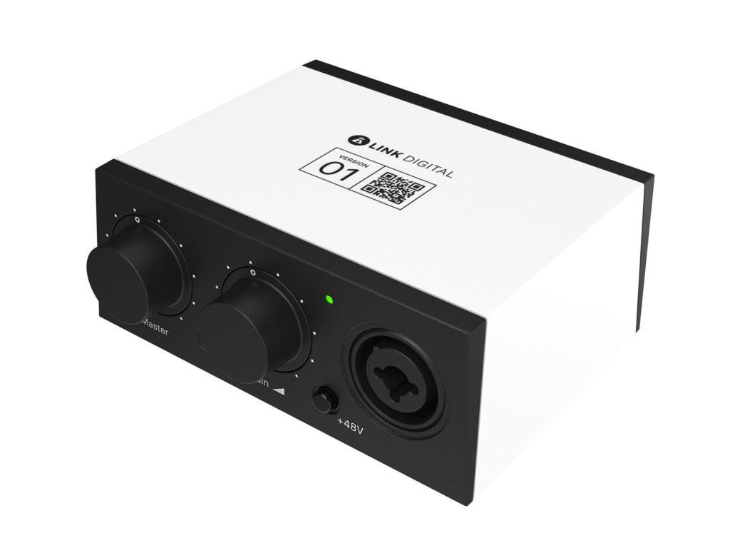 BabdLab Link Digital interfaccia home studio strumenti musicali