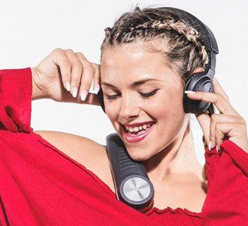 BassMe sub subwoofer portatile kickstarter audio strumenti musicali