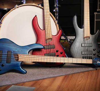 Cort B4 Plus AS bass backline strumenti musicali