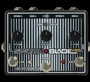 EHX Switchblade Pro chitarra switch guitar electro harmonix strumenti musicali