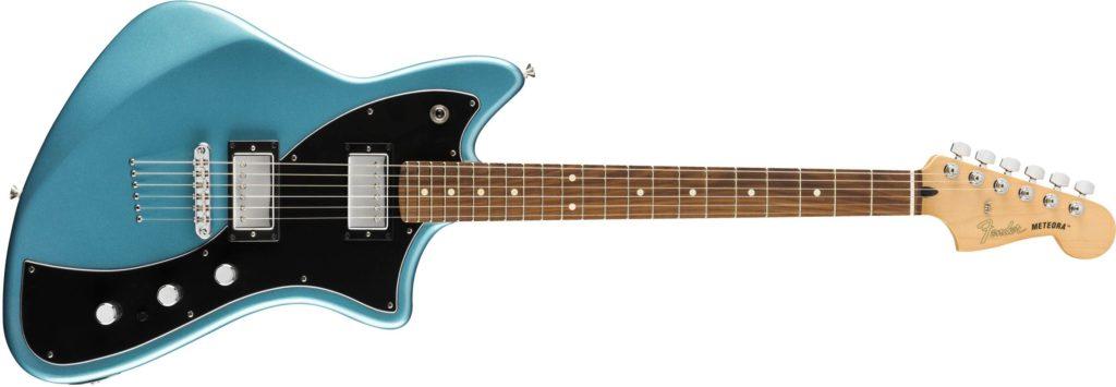 Fender Meteora HH Lake Placid Blue chitarra elettrica guitar electric strumenti musicali