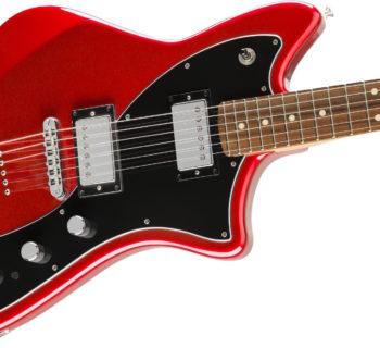 Fender Meteora HH Candy Apple Red chitarra elettrica guitar electric strumenti musicali
