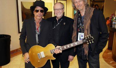 Gibson Joe Perry Gold Rush Les Paul Axcess chitarra elettrica guitar electric aerosmith strumenti musicali