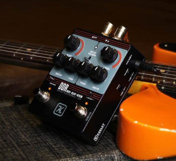 Keeley Electronics DDR fx drive delay reverb stompbox stomp pedale chitarra guitar bass voodoo factory strumenti musicali