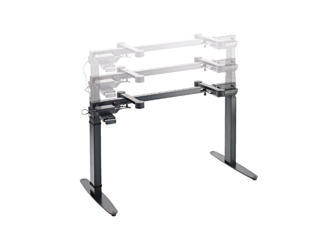Konig&Meyer Omega E supporto hardware keyboard stand tastiera exhibo strumenti musicali