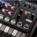 Korg Volca Nubass synth hardware tube valvola analog eko music group strumenti musicali