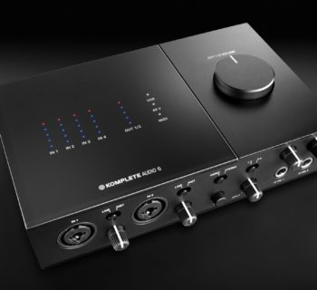 Native Instruments Komplete Audio 6 interfaccia audio hardware midi music strumenti musicali