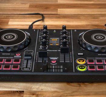 Pioneer DDJ-200 console hardware digital dj frenexport mobile strumenti musicali