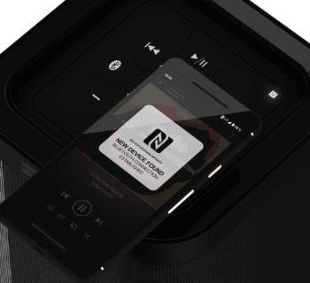 Reloop Groove Blaster BT bluetooth loudspeaker speaker music soundwave strumenti musicali