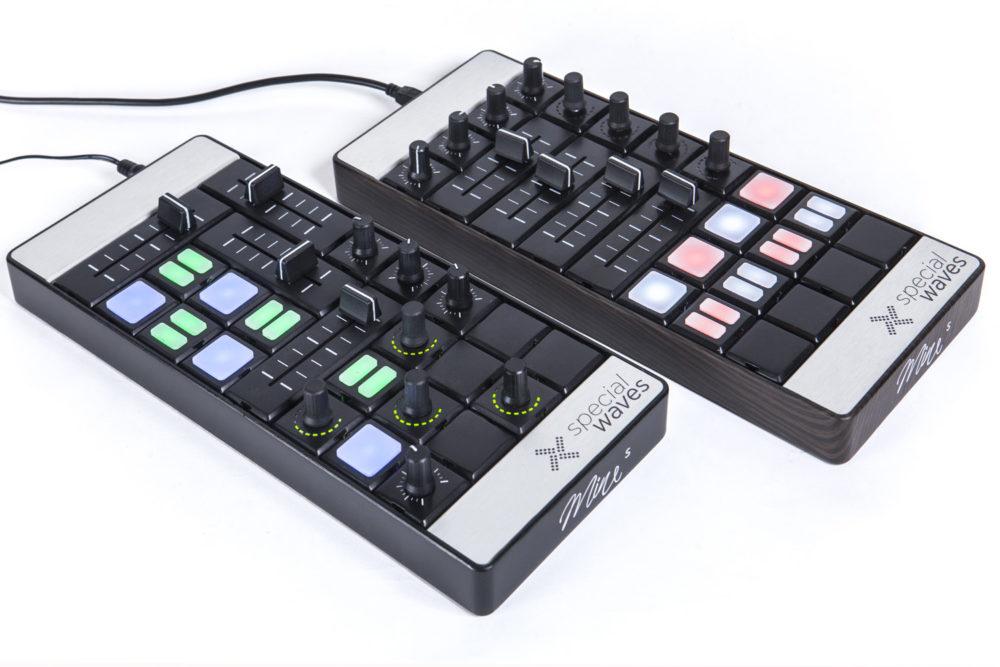 Mine S controller strumenti musicali