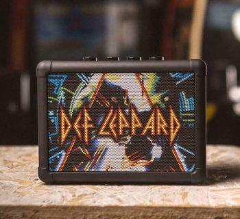 Blackstar Fly 3 Def Leppard amp portatile chitarra guitar backline strumenti musicali