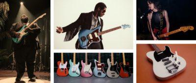 Fender Vintera chitarra elettrica guitar electric stratocaster telecaster precision bass jazz jaguar jazzmaster mustang strumenti musicali
