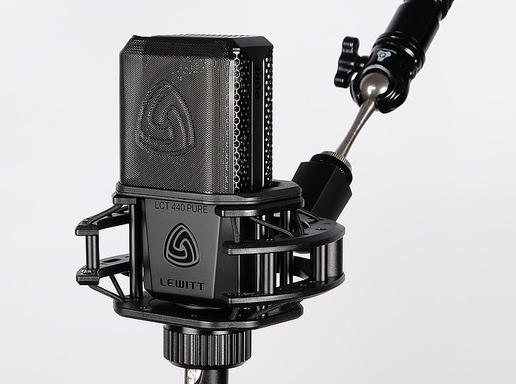 mic studio condensatore condenser frenexport audiofader