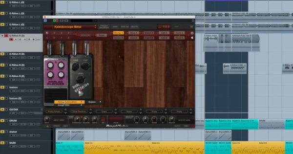 MIDI virutal guitar 2 strumenti musicali