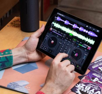 Native Instruments Traktor DJ 2 software app midi music strumenti musicali