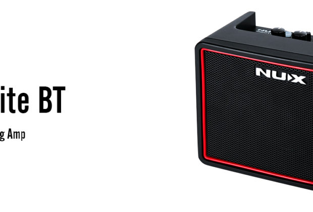 Nux Mighty Lite BT amp bluetooth modeling frenexport strumenti musicali