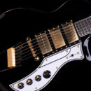Supro Tritone chitarra guitar electric elettrica mogar strumenti musicali