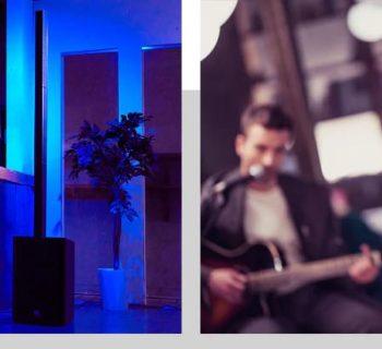 Yamaha Stagepas1k pa live monitor system portable portatile audio pro strumenti musicali