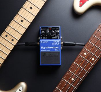BOSS SY-1 pedali fx rc10r chitarra guitar strumenti musicali