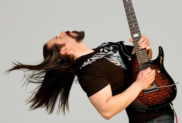 dream theater Di Marzio John Petrucci mogar chitarra pickup elettrica electric strumenti musicali