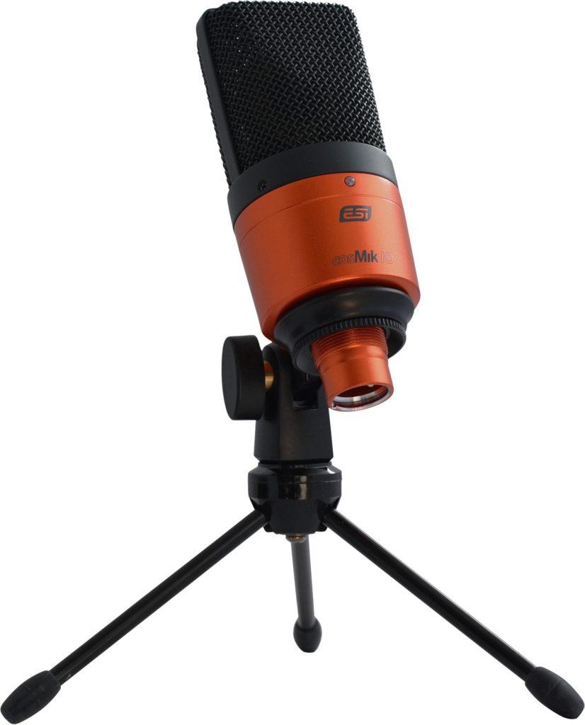 ESI cosMik10 micrec home producer studio midiware strumenti musicali