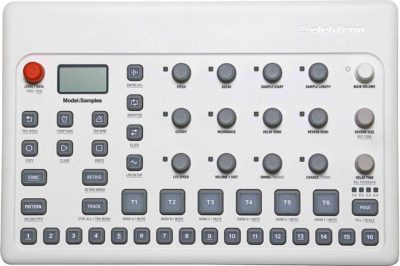 Elektron Model Samples soundwave synth hardware poly strumenti musicali
