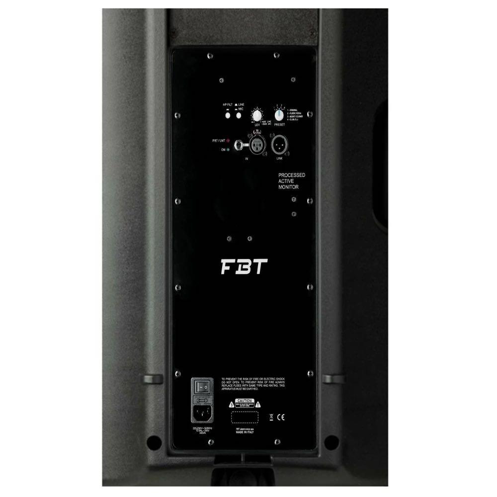 FBT JMaxX 114A monitor stage pa audio live pro strumenti musicali